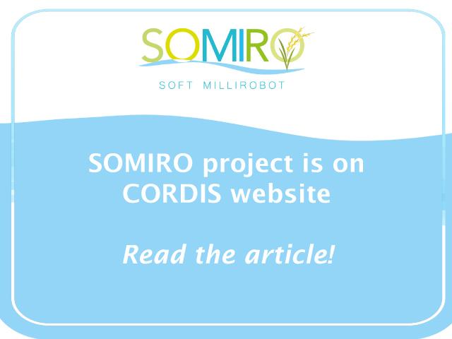SOMIRO-on-Cordis